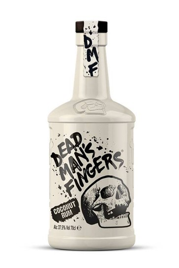 70cl Coconut Rum by Dead Mans Fingers