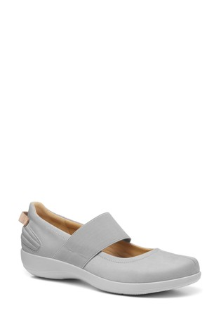 Hotter Heather Wide Fit Slip-On Mary Jane Shoes