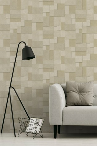 Exclusive To Next Stone Wallpaper by Vymura London