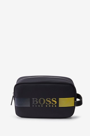 BOSS Pixel Washbag