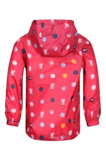 Regatta Peppa Pig™ Waterproof Pack-It Jacket