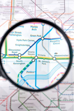 The London Underground Treasure Hunt For Two Gift Experience by Virgin Experience Days