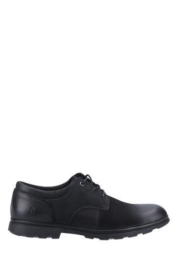 Hush Puppies Black Trevor Shoes
