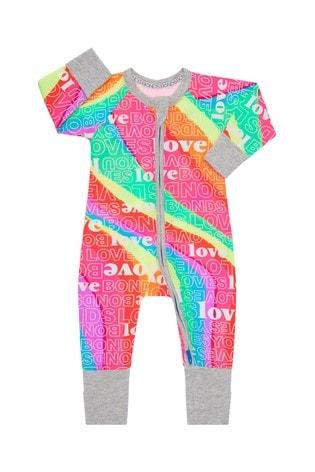 Bonds Bonds Super Rainbow Zip Wondersuit