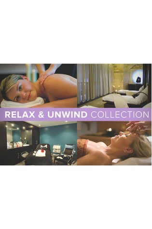 The Relax And Unwind Collection Gift Experience by Virgin Experience Days