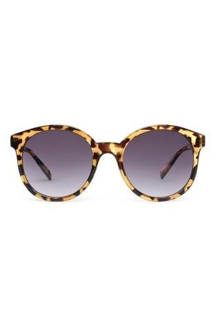 Vans Tortoiseshell Effect Rise Sunglasses
