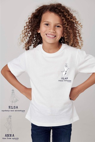 Disney™ Frozen Pocket Characters T-Shirt