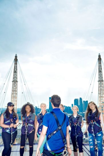 The View From The Shard And Up At The O2 Climb Gift Experience by Virgin Experience Days