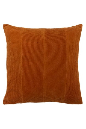 Furn Orange Jagger Cushion