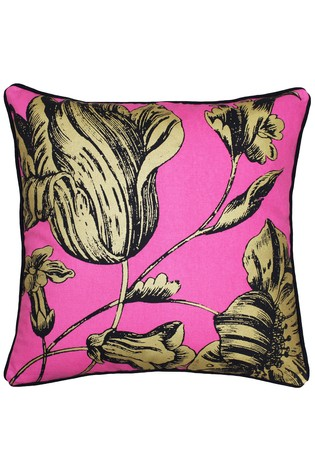 Riva Home Pink Guild Cushion