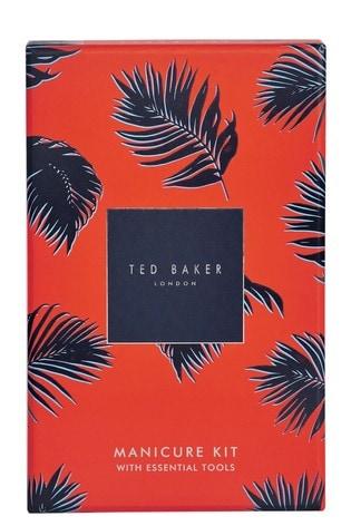 Ted Baker Tan Men's Manicure Set