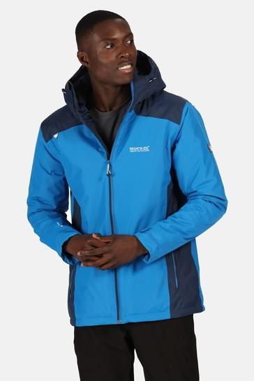 Regatta Blue Thornridge II Waterproof Jacket