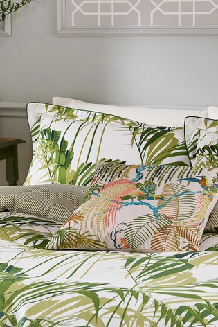Sanderson Palm House Duvet Cover