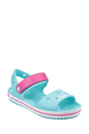 Crocs™ Blue Crocband™ Kids Sandals
