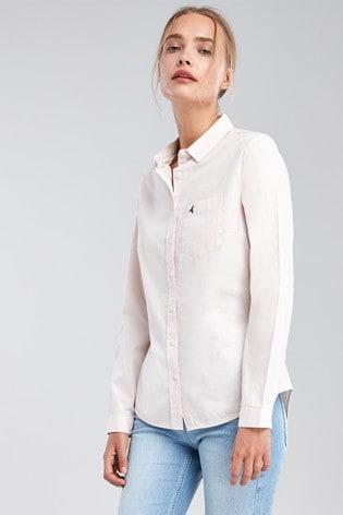 Pink Oxford Shirt