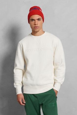 Superdry Sportstyle Energy Embossed Sweatshirt