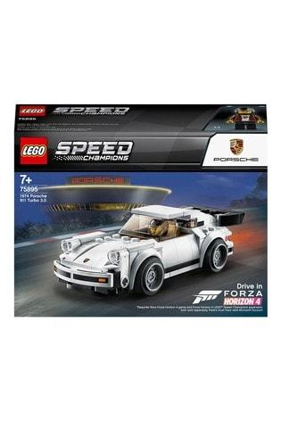 LEGO 75895 Speed Champions 1974 Porsche 911 Turbo 3.0 Toy