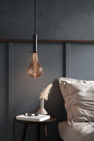 Retro Deco Standard Gold Finish 35W E27 Bulb by Nordlux