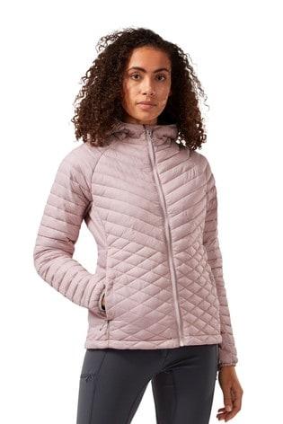 Craghoppers Pink ExpoLite Hood Jacket