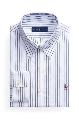 Polo Ralph Lauren White Shirt