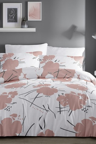 Starline Duvet Cover and Pillowcase Set by D&D