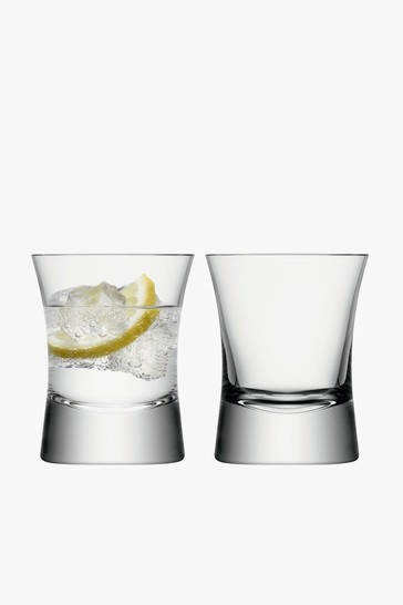 Set of 2 LSA International Moya Small Tumblers
