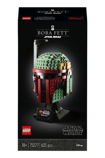 LEGO 75277 Star Wars Boba Fett Helmet Collectors  Set