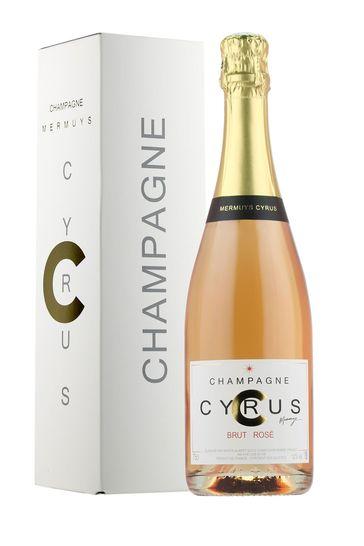 Mermuys Cyrus Rosé Champagne Single by Le Bon Vin