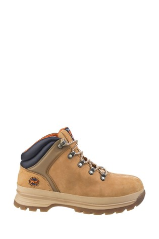 Timberland® Pro Brown Splitrock Xt Lace-Up Safety Boots