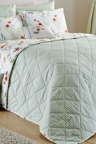 Country Journal Bedspread by D&D