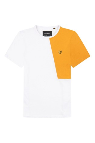 Lyle & Scott Cut And Sew T-Shirt