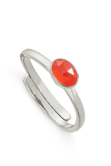 SVP Atomic Micro Sterling Silver Ring