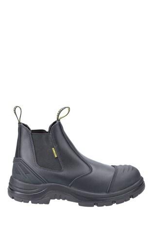 Amblers Safety Black AS306C Safety Dealer Boots