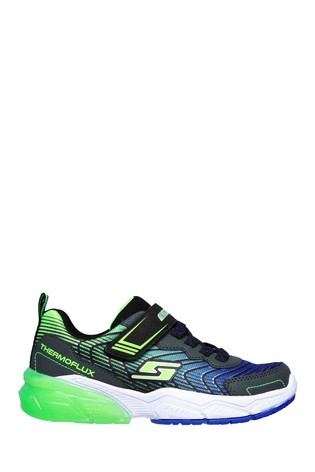 Skechers® Black Thermoflux 2.0 Magnoid Trainers