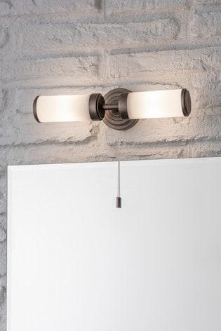 Beaufort Bathroom Light by Garden Trading