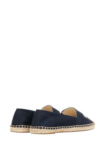 Joules Shelbury Espadrille With Embroidered Details