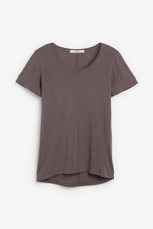 Grey Washed T-Shirt