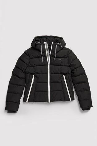 Superdry Spirit Padded Icon Jacket