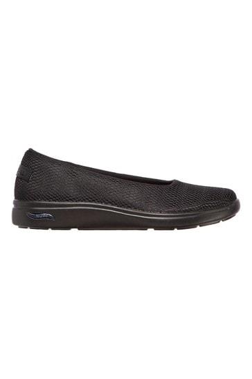 Skechers® Black Arch Fit Uplift Shoes