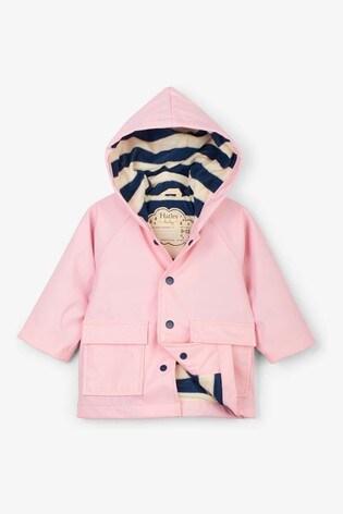 Hatley Pink Baby Classic Raincoat