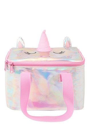 Paperchase Unicorn Shaped Lunch Bag