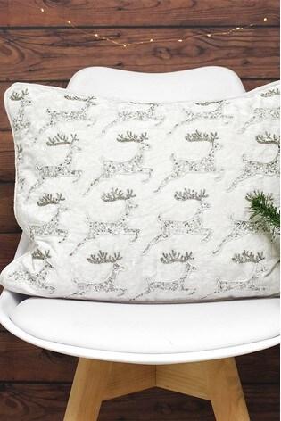 Christmas Cushion by Riva Home