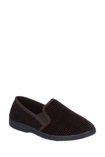 Mirak Highbury Twin Gusset Slippers