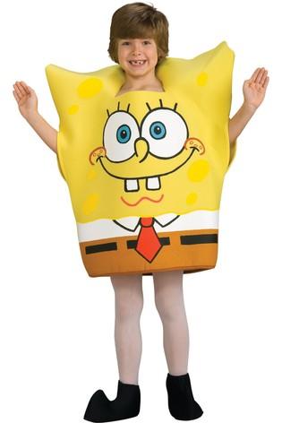 Rubies Spongebob Squarepants Fancy Dress Costume