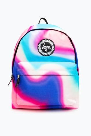 Hype. Rainbow Wave Backpack