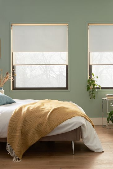 Double Roller Blind