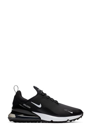 Nike Golf Black Air Max 270 Trainers