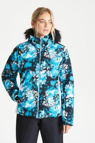 Dare 2b Blue Province Waterproof Ski Jacket