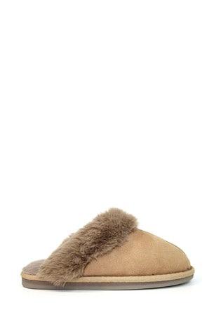 Lunar Ladies Mule Slippers