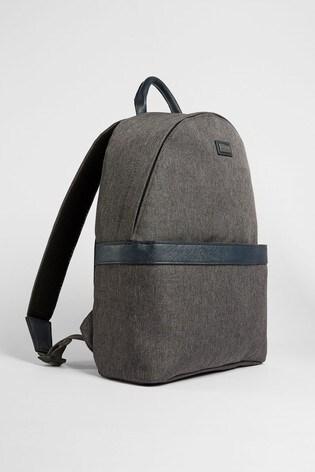 Ted Baker Waaves Marled Nylon Backpack
